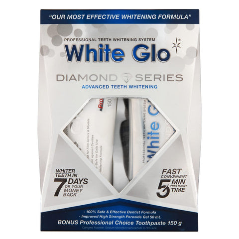 White Glo Diamond Series System