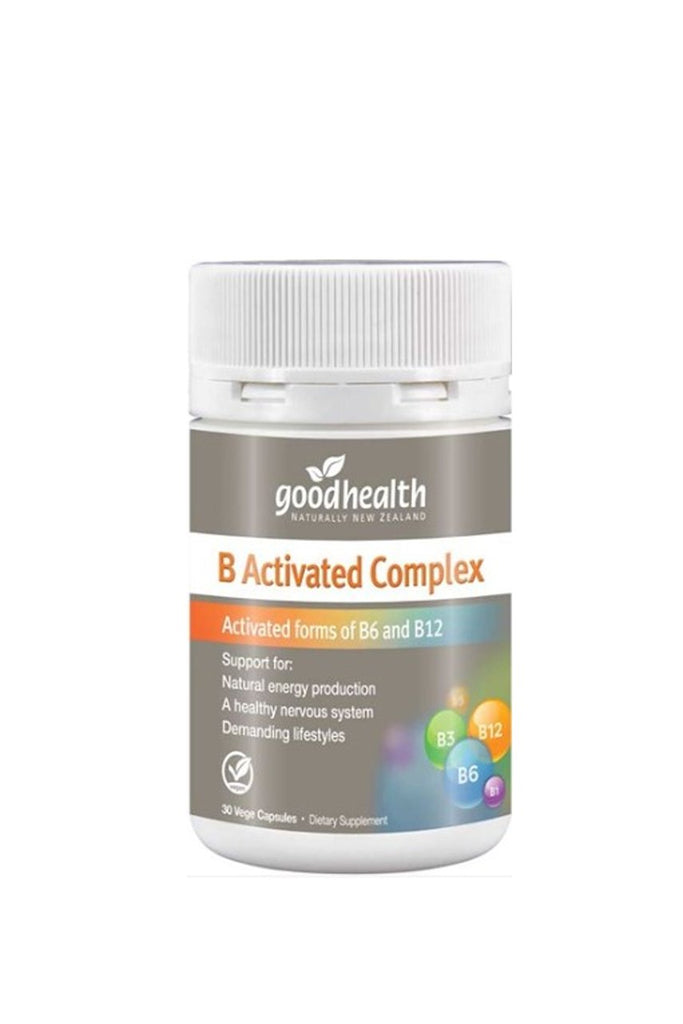 GHP B Activated Complex 30cap
