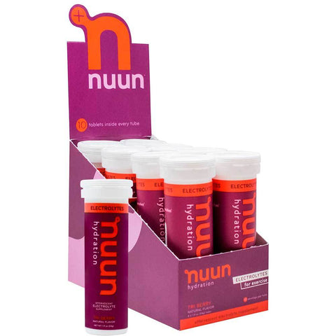 NUUN Hydration Tri Berry 10Tabs