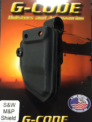 Gcode Kydex Holster Mag holder Magazine carrier