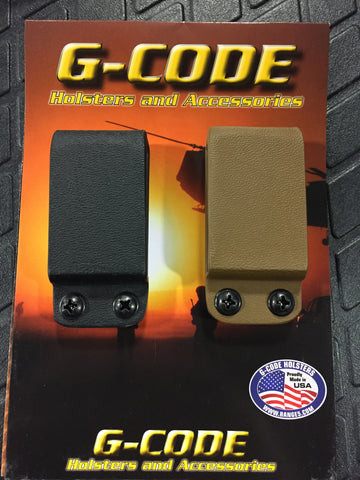 Gcode Kydex Holster