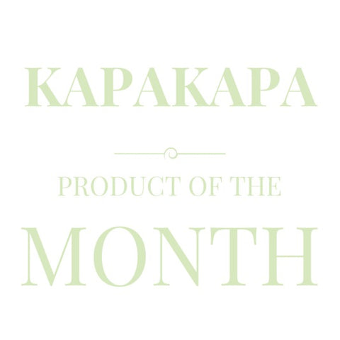 kapakapa product of the month
