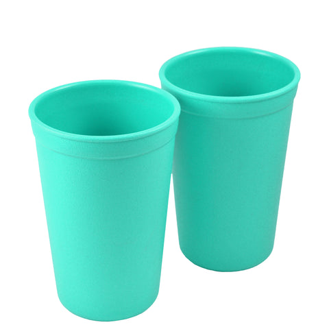 re-play recycled tumblers