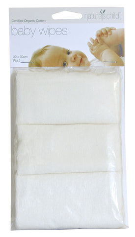 Natures Child Baby Wipes