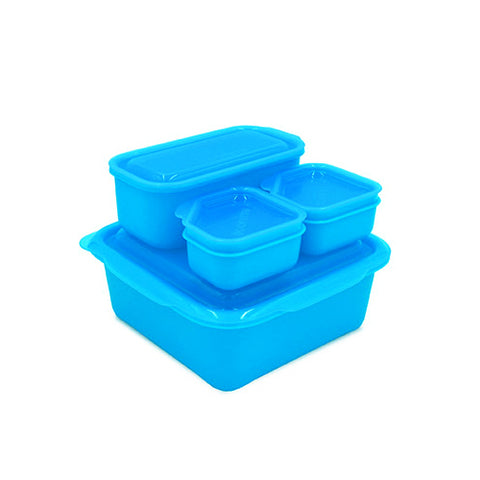 Goodbyn Portions on the Go NEON (6 colours to choose from)