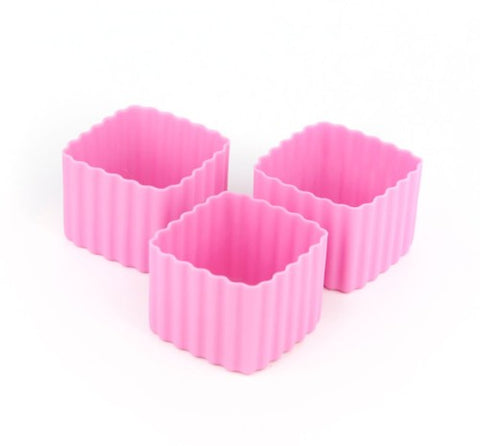 Bento Cups - Silicone Rectangle and Square