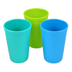 replay cups under the sea