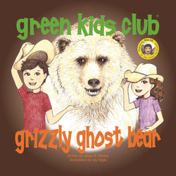 Grizzly Ghost Bear