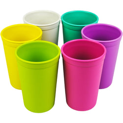 re-play recycled drinking cups
