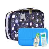 Go Green Space Case SET - Blue Food Box