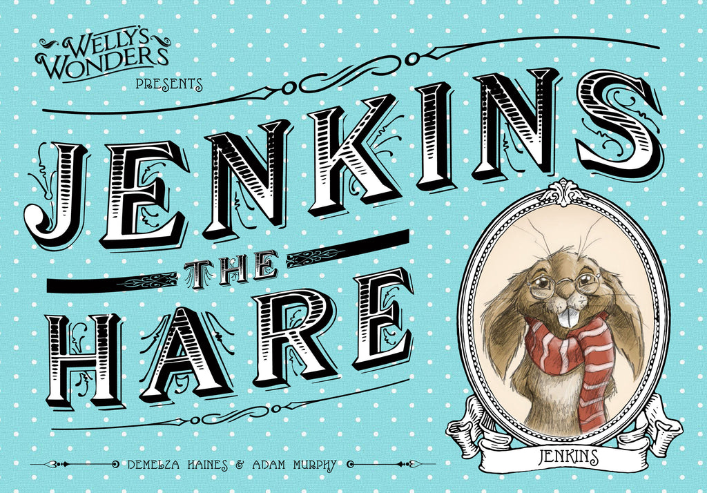 Jenkins the Hare - Illustrated Children's Book