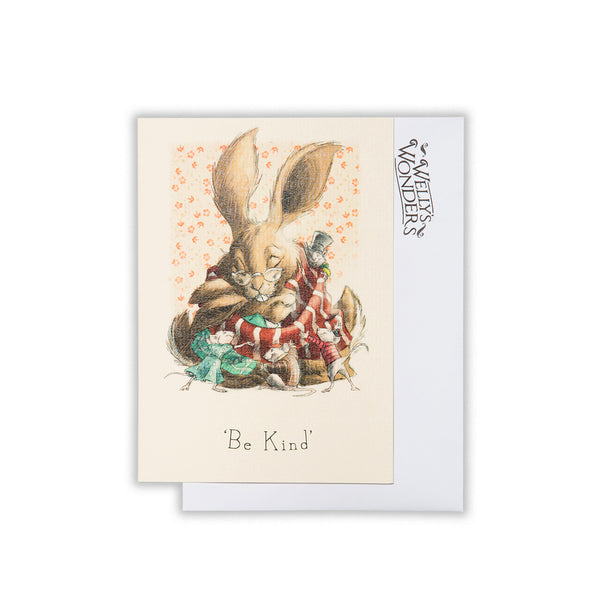 Greeting Card - Be Kind