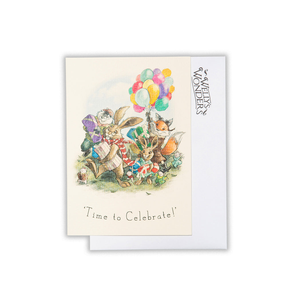 Time to Celebrate! Card
