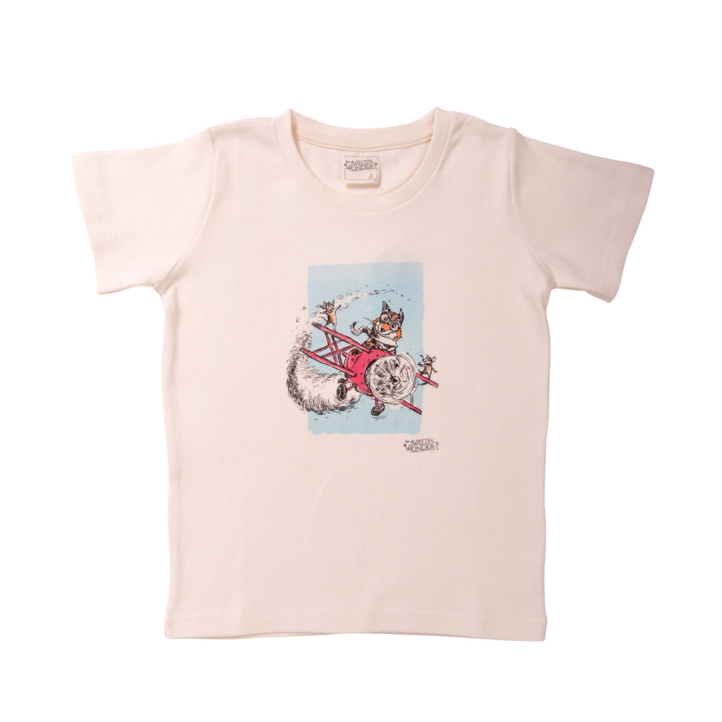 Burton Flying Tshirt