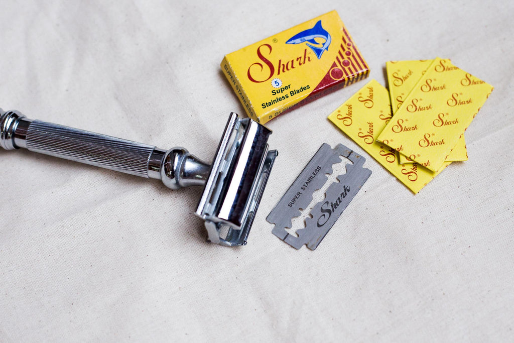 Parker reusable safety razor review naked paleo blog