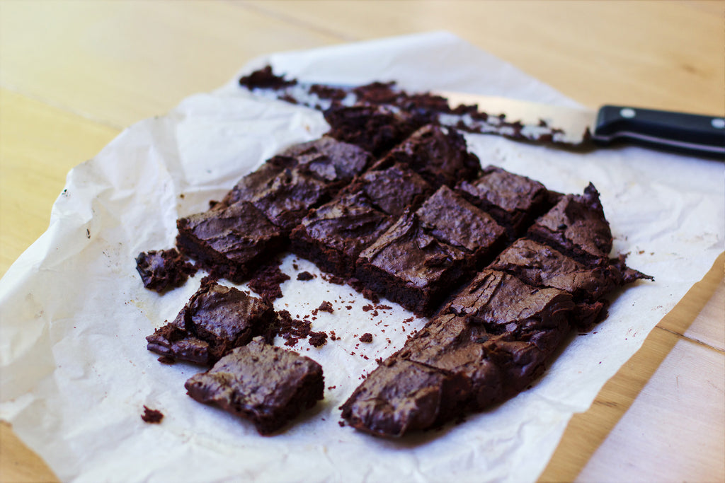 The Best Black Bean Brownies Ever Blog Post Recipe Naked Paleo Emma Apin Sunflower Citizen