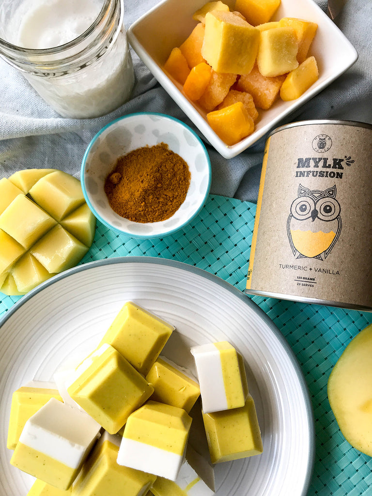 Naked Paleo Blog Turmeric Mango Coconut Gummies Recipe