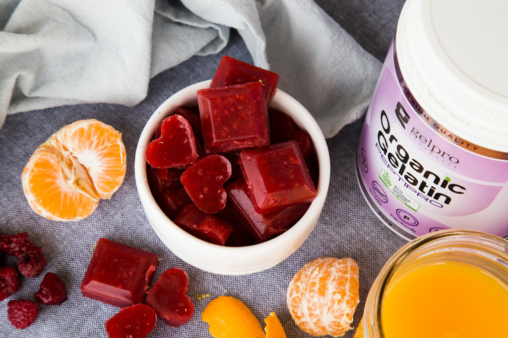 Naked Paleo Blog Raspberry and Orange Vitamin C Gummies Recipe