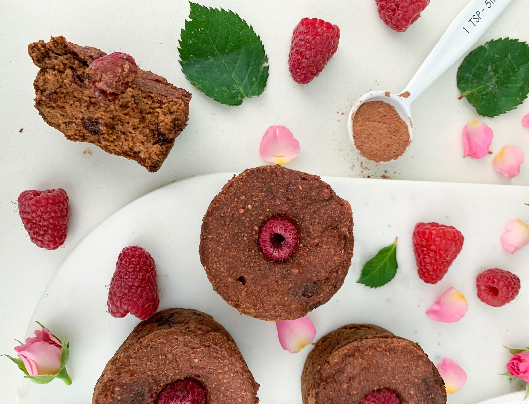 Raspberry Beetroot Cacao Muffins Amelia Kay Amelia's Balanced Kitchen Naked Paleo Recipe Blog