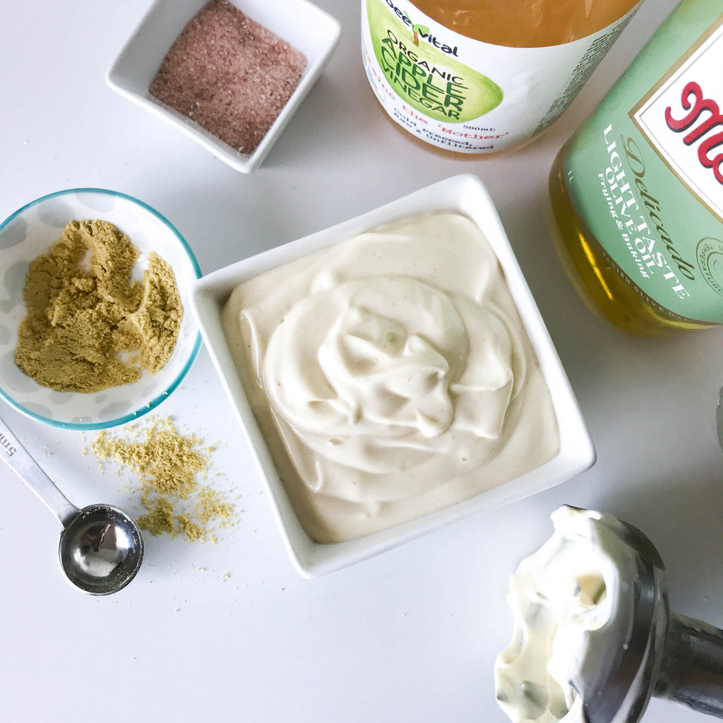 Naked Paleo Blog Recipe 2 Minute Mayo
