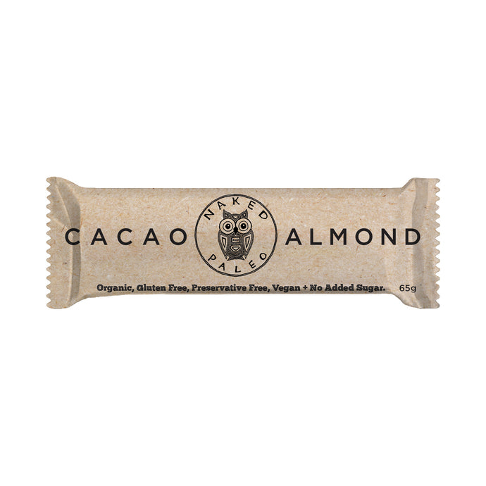 Cacao Almond Paleo Bar Box 10