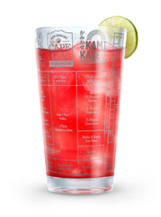 Good Measure - Vodka Recipe Glass