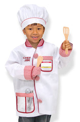 Personalized Chef Role Play Costume Set