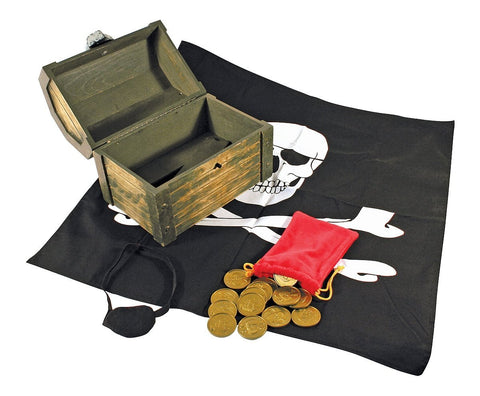 Personalized Pirate Chest