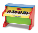 Personalized Learn-to-Play Piano