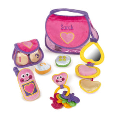 Personalized Pretty Purse Fill and Spill Toy