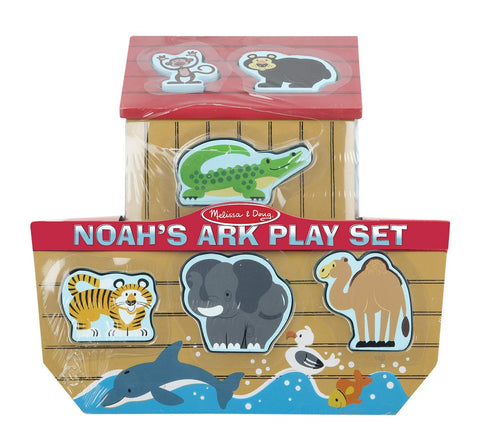 Personalized Noah's Ark Play Set