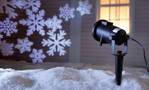 Night Stars Celebration Series Holiday Projector Light