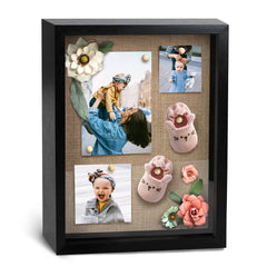 11x14 Black Back opening Shadowbox