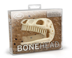 Bonehead - Folding Brush-Comb