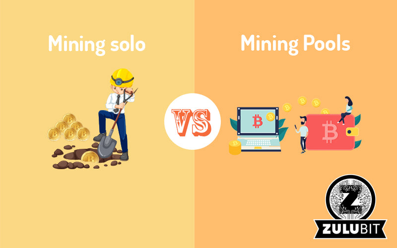 Solo Mining Vs. Pool Mining