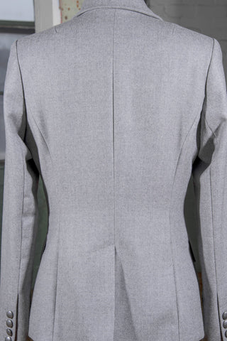 The Catherine Tailored Blazer (Slate)