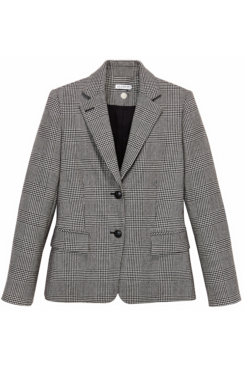 The Madelon (Schoolboy Patch Blazer)