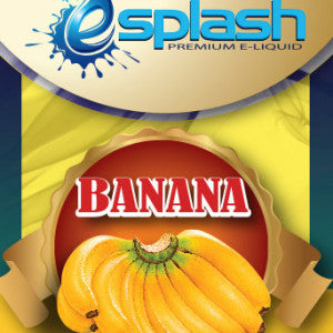 Banana E-Splash 15ml