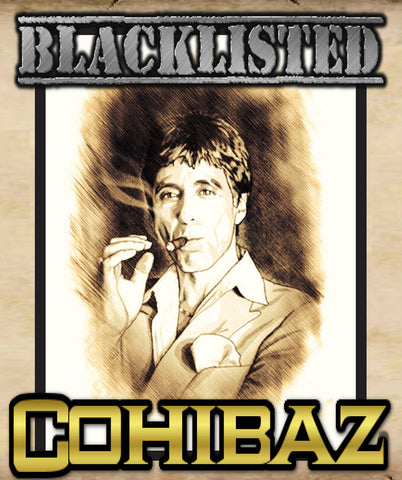 Cohibaz Blacklisted 15ml