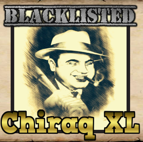Chiraq Blacklisted 15ml