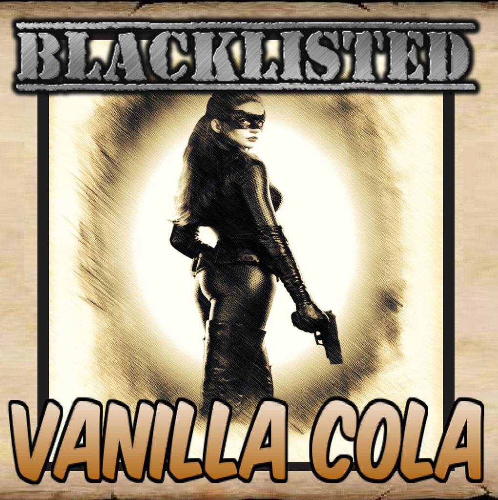 Vanilla Cola Blacklisted 15ml