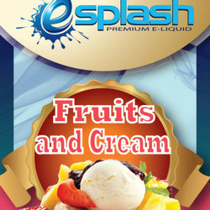 Fruits N'Cream E-Splash 15ml
