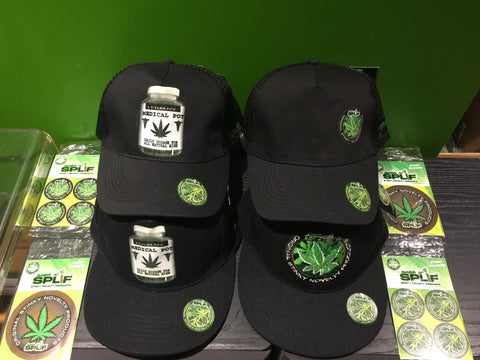 420 Bundle Cap & Sticker Deal!