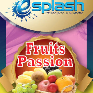 Fruits Passion E-Splash 15ml