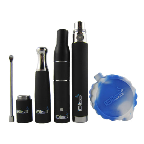 iBliss 2 in 1 Starter Kit for Waxes and Dry Herbs