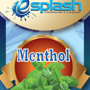 Menthol E-Splash 15ml