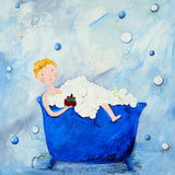 Boy in a Tub - Blonde
