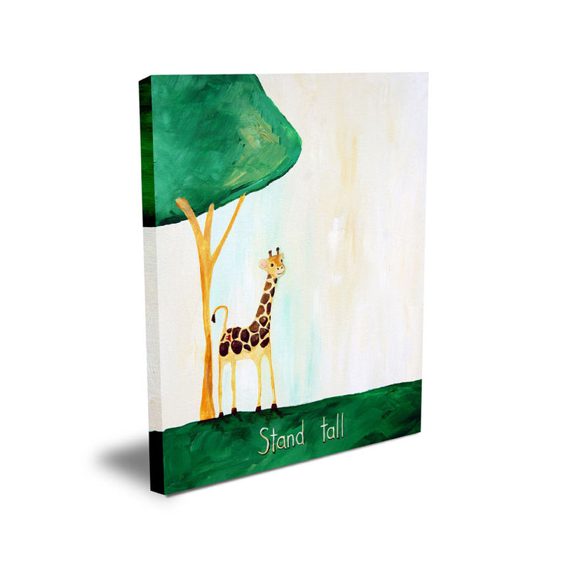 Stand Tall - Baby Prints for Nursery by Cici Art Factory