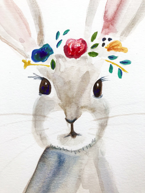 Easter Bunny Workshop!  AGES 6-8 TUESDAY March 23rd | Cici Art Factory