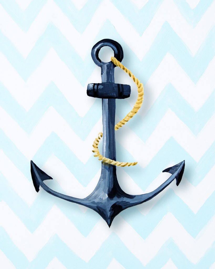Anchor - Art for Baby Nursery